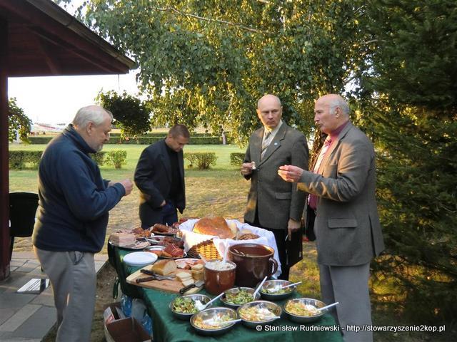 14.09.2012 – Spotkanie koleżeńskie członków SŻPiS 2. KOP