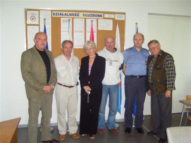 Zebranie organizacyjne Stowarzyszenia