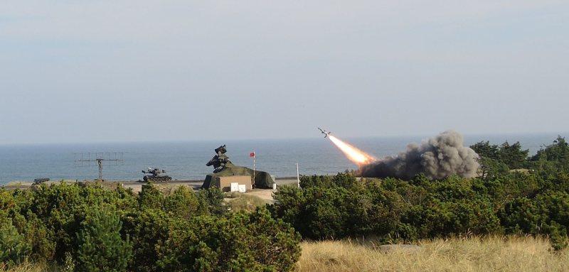 Fotoreportaż z wyjazdu na Centralny Poligon Sił Powietrznych i obserwacji rakietowych strzelań bojowych w dniu 26.09.2017 r.