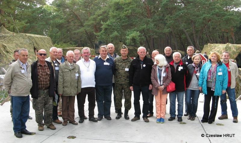 Galeria: Strzelanie bojowe na CPSP m. Ustka – 23.09.2014.