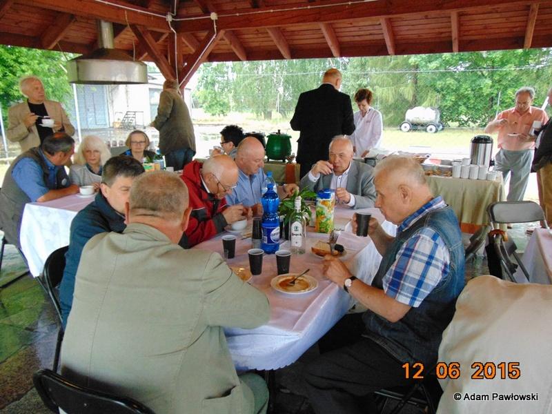 Galeria: Spotkanie Koleżeńskie z okazji Święta SŻPiS 2. KOP w dniu 12.06.2015 r.